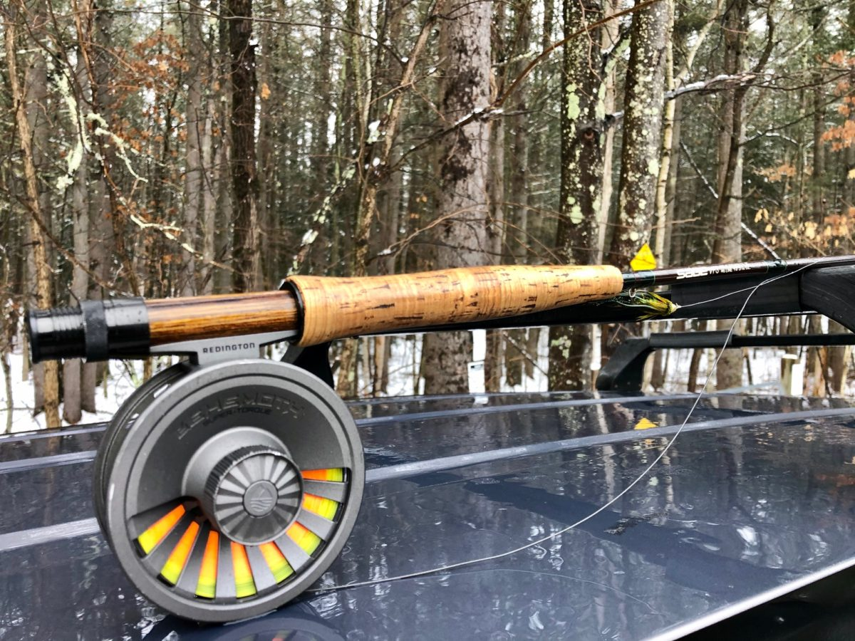 Fly Reel Balance: Tale of the Tape - Casting Across